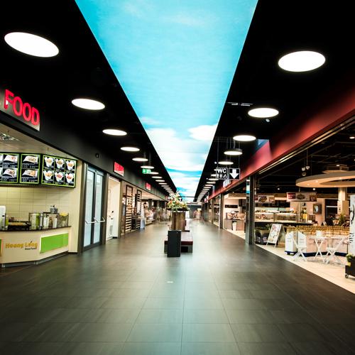 Lilienthal-Center Mannheim Shops