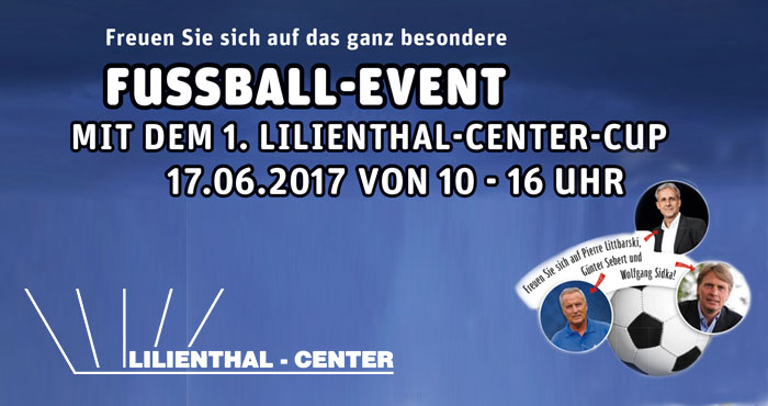 1. Lilienthal-Center-Cup