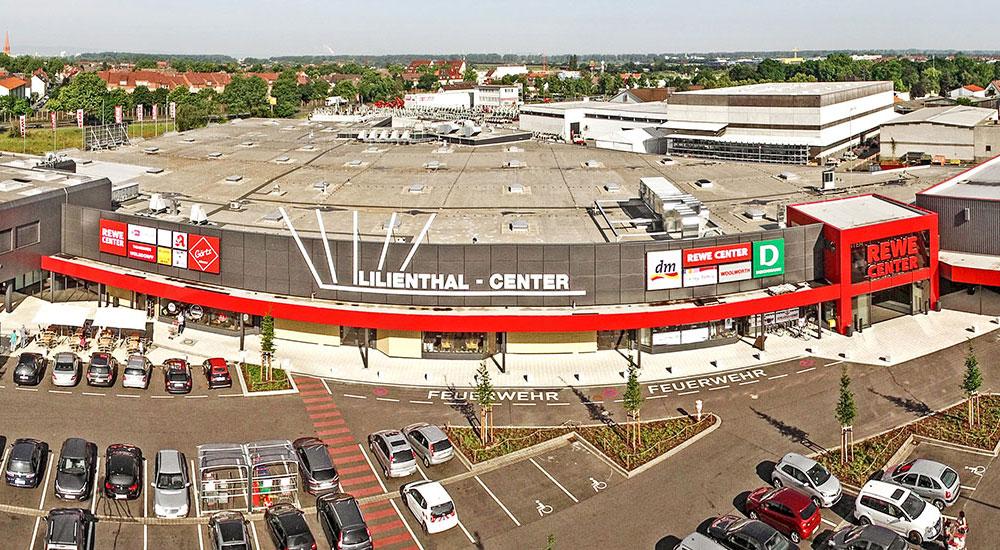Lilienthal Center Mannheim U2013 Ihr Fachmarktzentrum In Mannheim Sandhofen